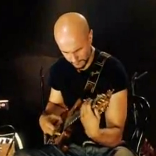 Guitarra en directo 1