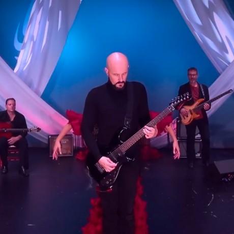 Electric Guitar Flamenco (DE PROFUNDIS)