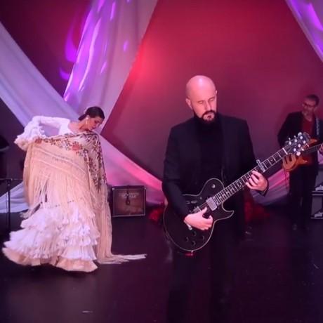 Pedro Andrea – Electric Guitar Flamenco (FAROLILLO)