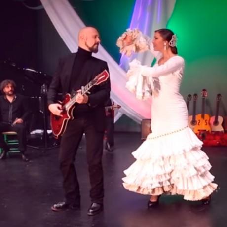 Pedro Andrea – Electric Guitar Flamenco project